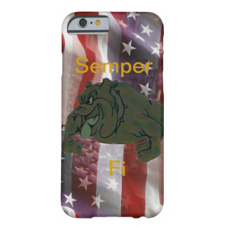 Bulldog American Flag I Phone 5 Case Barely There iPhone 6 Case