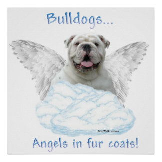 Bulldog Angel Poster