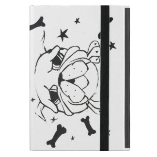 Bulldog Art Print iPad Case