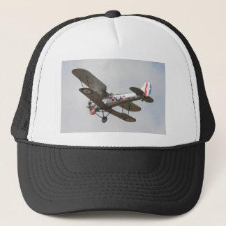 Bulldog Biplane Trucker Hat