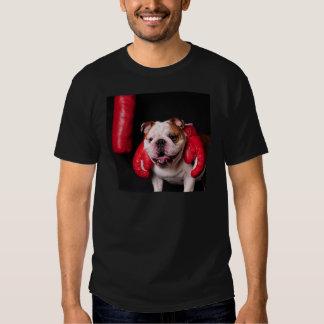 Bulldog Boxer Tshirts