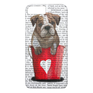 Bulldog Bucket Of Love Red iPhone 8 Plus/7 Plus Case