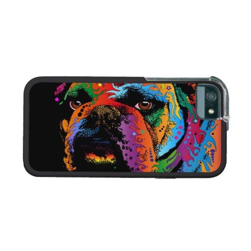 Bulldog iPhone 5 Cover
