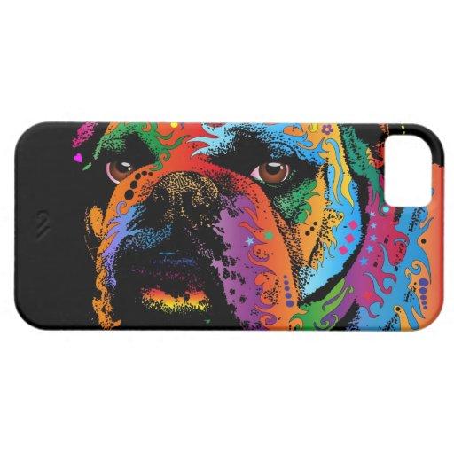 Bulldog iPhone 5/5S Cases