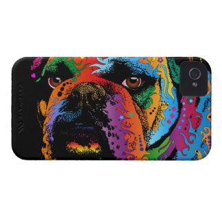 Bulldog iPhone 4 Cover