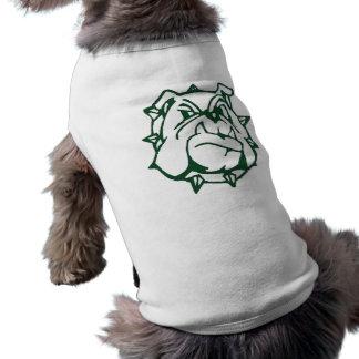 Bulldog Clothing Sleeveless Dog Shirt