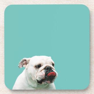 Bulldog Cork Coaster