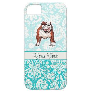 Bulldog Cute iPhone 5 Cases