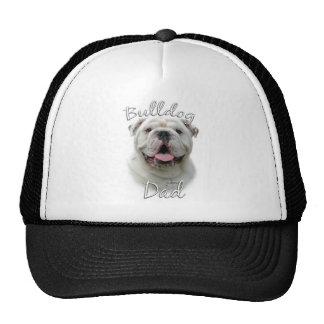 Bulldog Dad 2 Hats