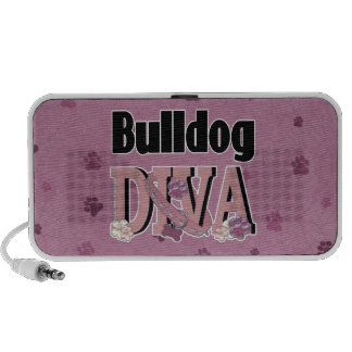 Bulldog DIVA Mini Speakers