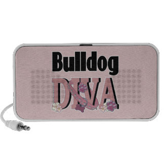 Bulldog DIVA Mp3 Speakers