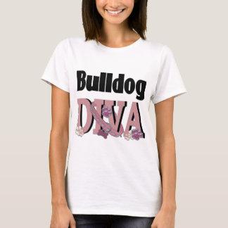 Bulldog DIVA T-Shirt