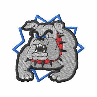 Bulldog Embroidered Jackets