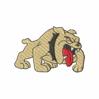Bulldog Embroidered Polo Shirts