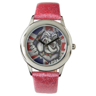 Bulldog Gr8brit Watch