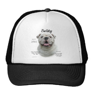 Bulldog History Design Cap