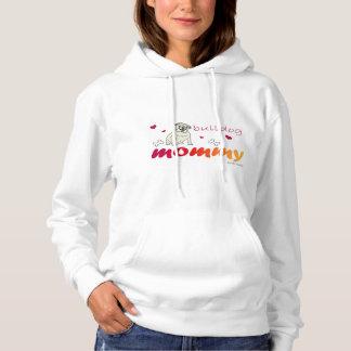 bulldog hoodie