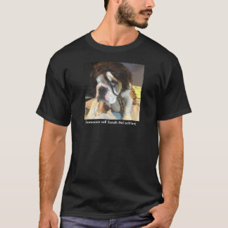 Bulldog In Drag - Call Sarah McLachlan! T-Shirt