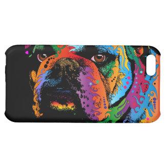 Bulldog iPhone 5C Cases