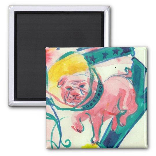Bulldog - Magnet