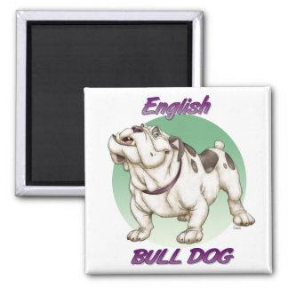bulldog magnet
