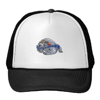 BULLDOG MASCOT CAP