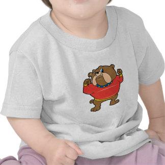Bulldog Mascot Tees