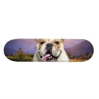 Bulldog Meadow Skate Board Decks