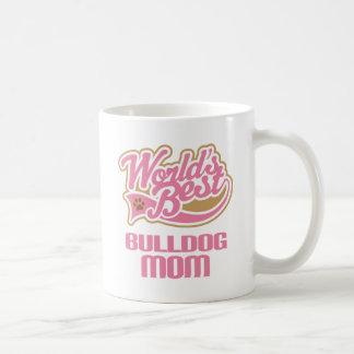 Bulldog Mom Dog Breed Gift Mugs