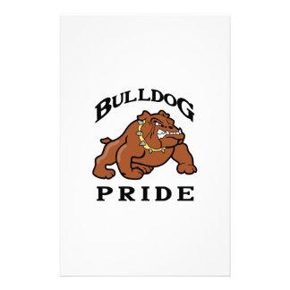 BULLDOG PRIDE STATIONERY