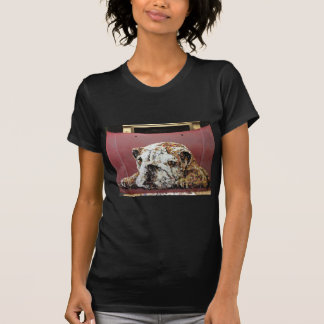 Bulldog Pup T Shirts