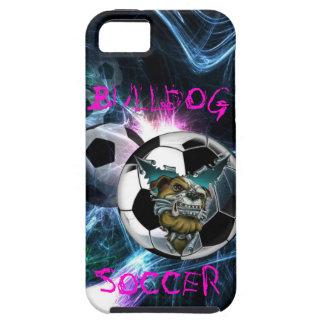 Bulldog Soccer IPhone 5 iPhone 5 Case