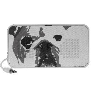 Bulldog iPhone Speakers