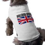 Bulldog Spirit Dog Tshirt