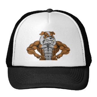 Bulldog Sports Mascot Cap