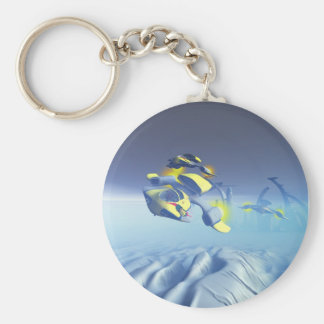 Bulldog Squadron Flyover Keychain