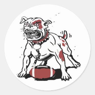 Bulldog Sticker (LARGE)