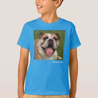 Bulldog T shirt