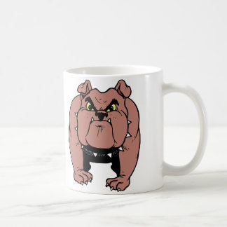Bulldog Tough Coffee Mug