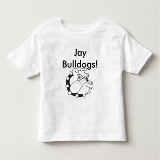 Bulldog Tracks Shirt