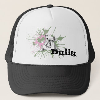 Bulldog Trucker Hat