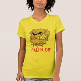 Bulldog with Lipstick T-shirts