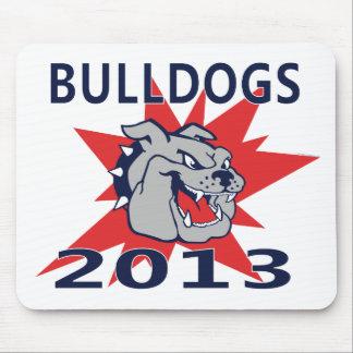 BullDogs 2013 Mousepad