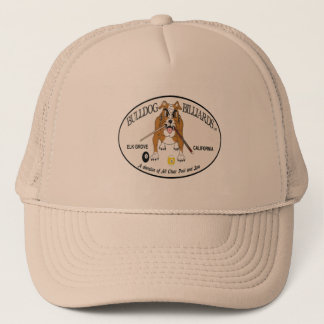 Bulldogs Billiards Trucker Hat