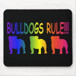 Bulldogs Rule Mousemats