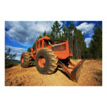 bulldozer picture posters