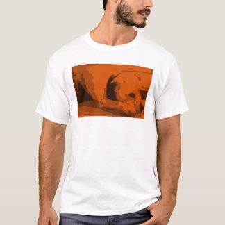 Bullet in Orange T-Shirt