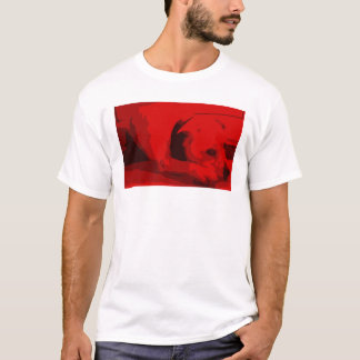 Bullet in Red T-Shirt