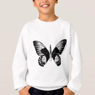 Bullet with Butterfly Wings Sweatshirt