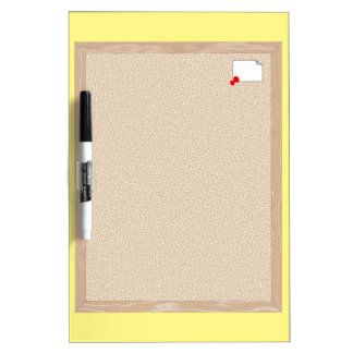 bulletin board dry erase whiteboards
